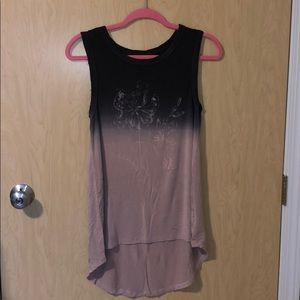 American Eagle super soft flowy tank